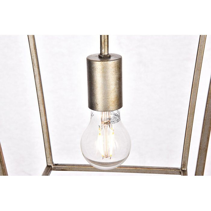 Andover Mills Finnick 1 Light Geometric Pendant & Reviews Intended For Finnick 1 Light Geometric Pendants (View 15 of 25)