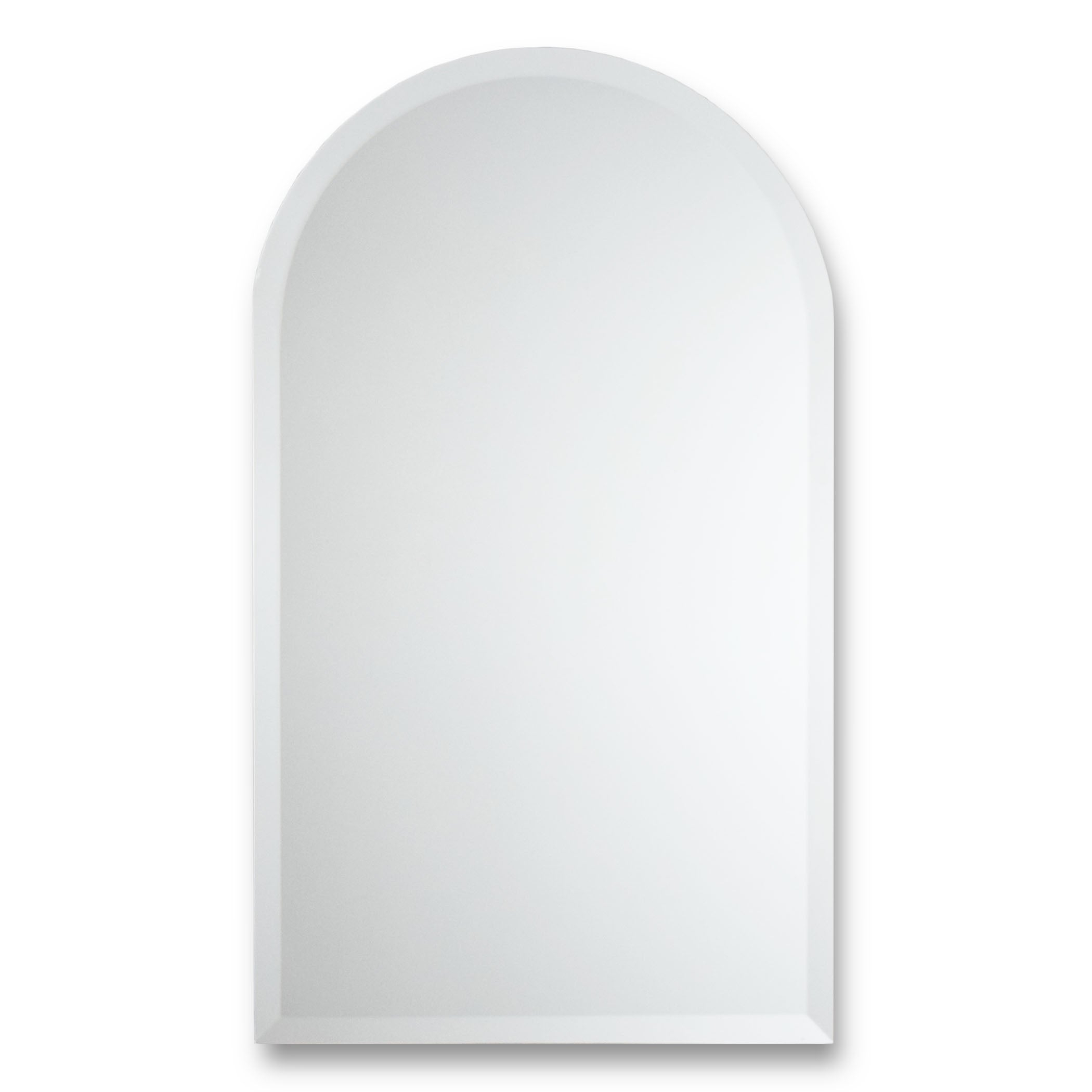 Arch Crowned Top, Wall Mirror | Shop Online At Overstock Within Ekaterina Arch/crowned Top Wall Mirrors (Image 8 of 20)