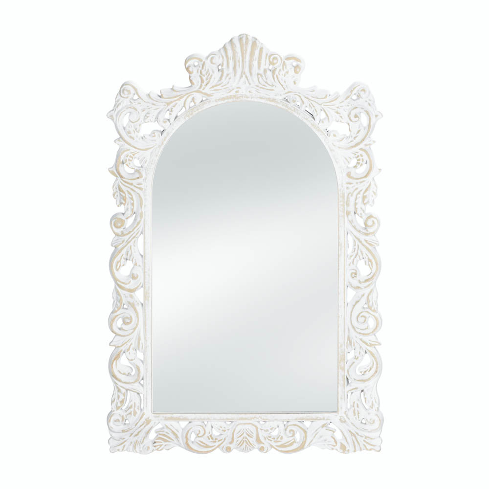 Arch & Crowned Top Wall Mounted Mirrors You'll Love In 2019 With Fifi Contemporary Arch Wall Mirrors (View 13 of 20)