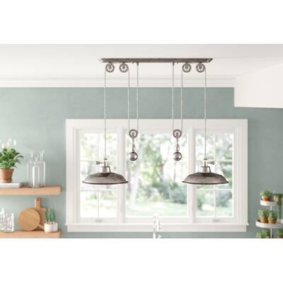 Ariel 1 Light Single Dome Pendant In Ariel 3 Light Kitchen Island Dome Pendants (View 12 of 25)