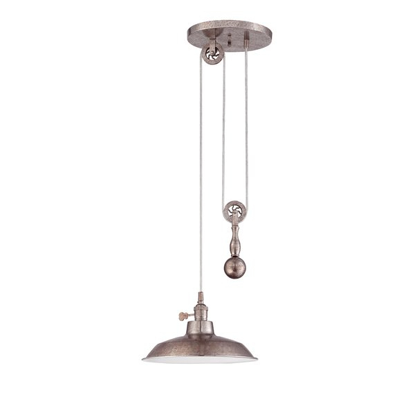 Ariel 1 Light Single Dome Pendant With Ariel 3 Light Kitchen Island Dome Pendants (View 9 of 25)