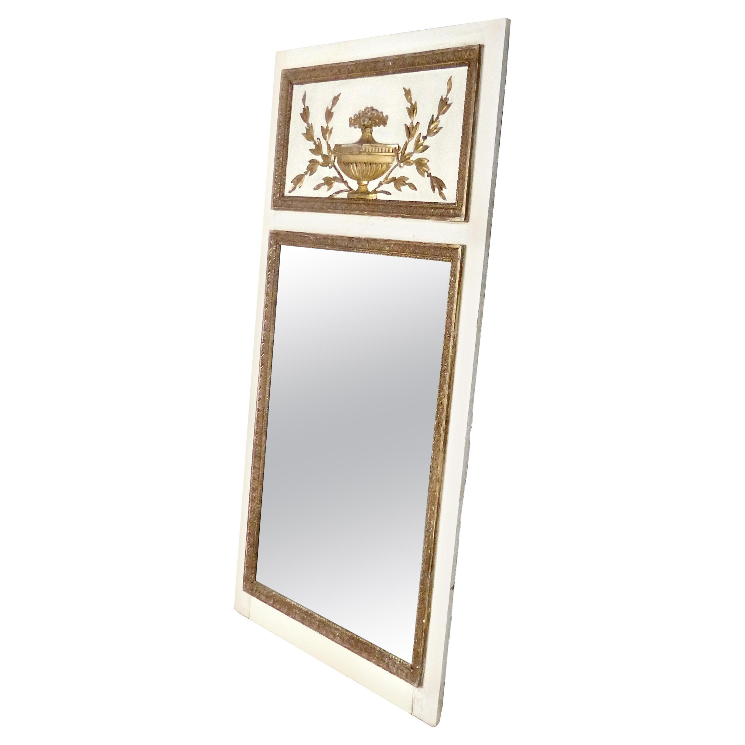 Art Nouveau Mirrors – 130 For Sale At 1Stdibs Within Rectangle Pewter Beveled Wall Mirrors (Image 5 of 20)