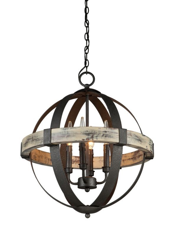 Artcraft Lighting Ac10015 | Products | Lighting, Orb Regarding La Sarre 3 Light Globe Chandeliers (View 20 of 20)
