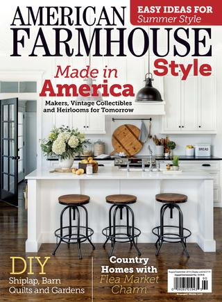 Aug/sept 2019American Farmhouse Style – Issuu Intended For Ammerman 1 Light Cone Pendants (View 17 of 25)