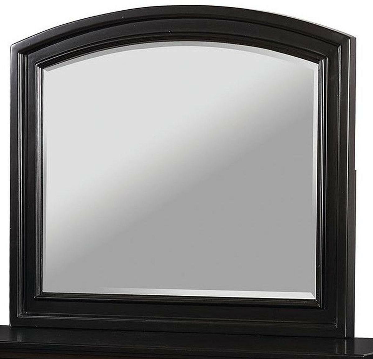 Bayhills Arched Dresser Mirror In Polen Traditional Wall Mirrors (View 19 of 20)