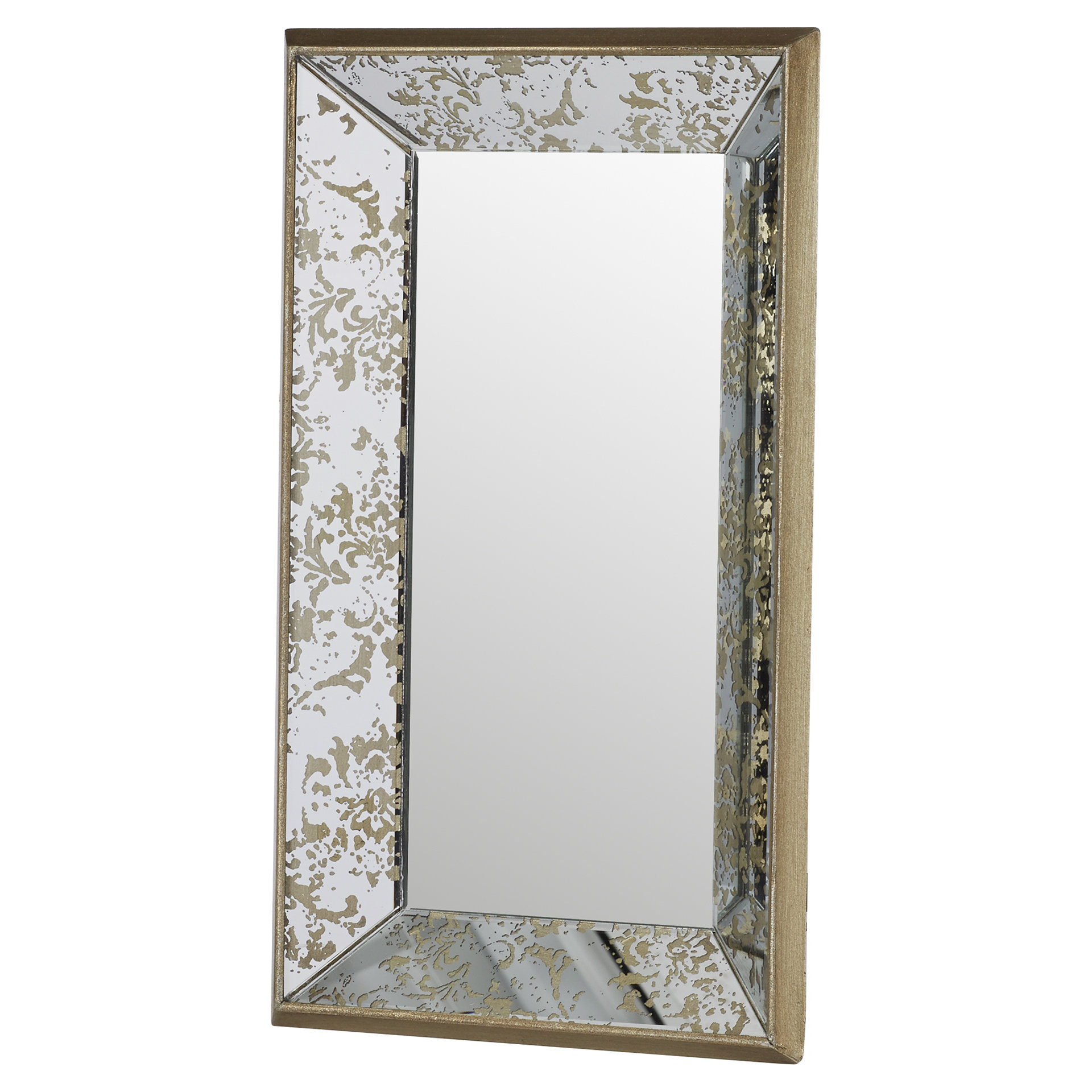Bayonne Tray Accent Mirror With Regard To Stamey Wall Mirrors (Image 4 of 20)
