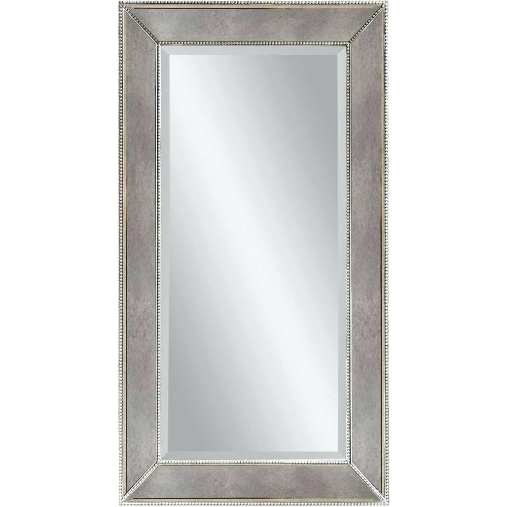 Beaded Wall Mirror – Vonosta.co For Lake Park Beveled Beaded Accent Wall Mirrors (Photo 4 of 20)