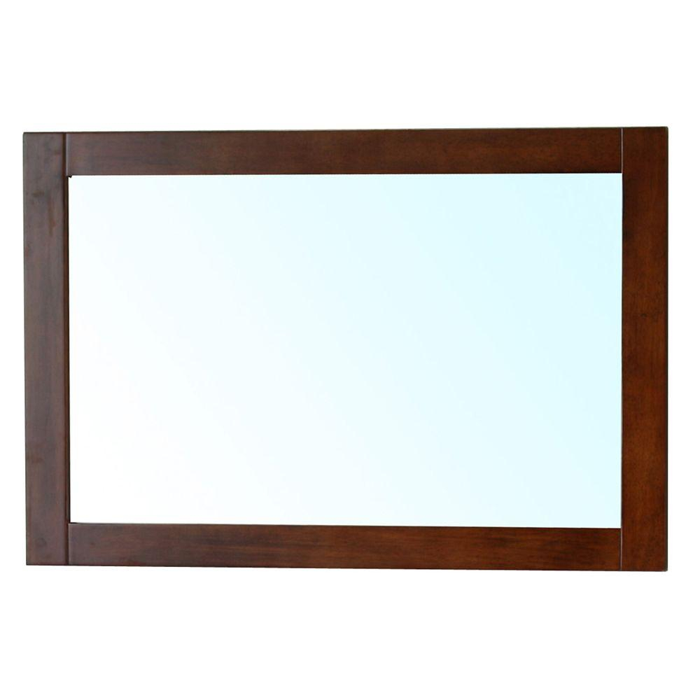 Featured Image of Walnut Wood Wall Mirrors