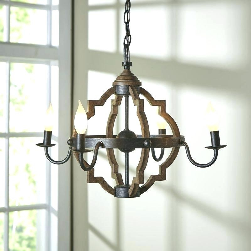 Bennington Candle Style Chandelier – Realinsight (View 9 of 20)