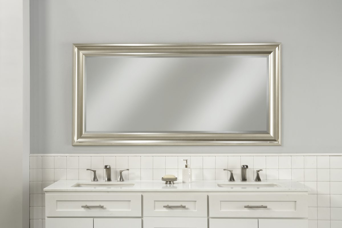 Best Bathroom Mirrors: Top 12 Vanity Mirrors Review On The Pertaining To Northcutt Accent Mirrors (Image 2 of 20)