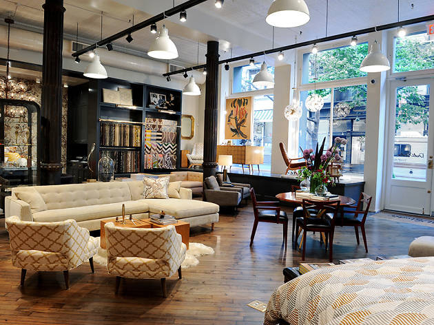 Best Furniture Stores In Nyc For Sofas, Coffee Tables And Decor Pertaining To Simple Living Manhattan Coffee Tables (View 17 of 25)