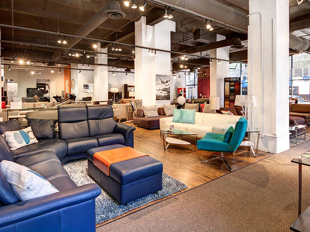 Best Furniture Stores In Nyc For Sofas, Coffee Tables And Decor Throughout Simple Living Manhattan Coffee Tables (View 24 of 25)