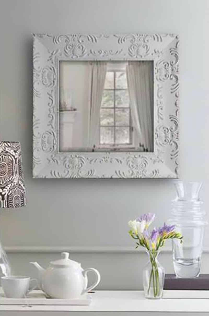 """Best Of"""" List Of Vanity Mirror Ideas To Get Inspired! Regarding Sajish Oval Crystal Wall Mirrors (View 9 of 20)"""