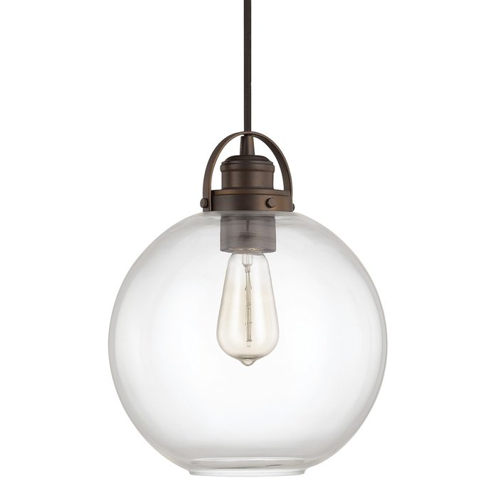 Betsy 1 Light Single Globe Pendant For Gehry 1 Light Single Globe Pendants (View 9 of 25)