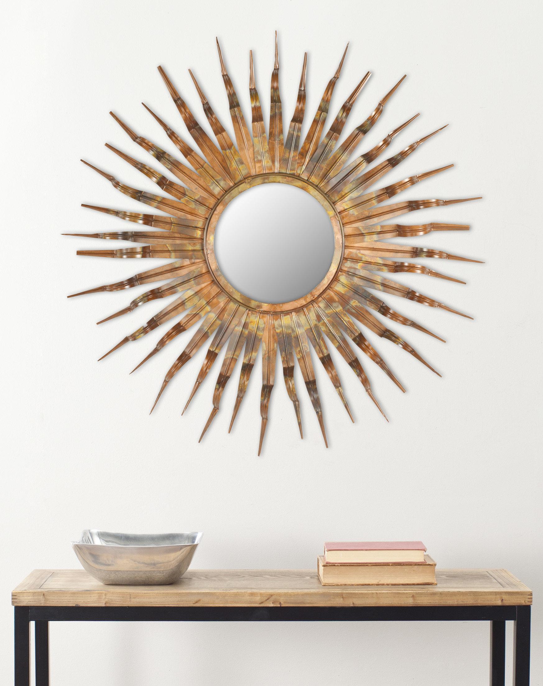 Birksgate Accent Mirror For Birksgate Sunburst Accent Mirrors (View 6 of 20)
