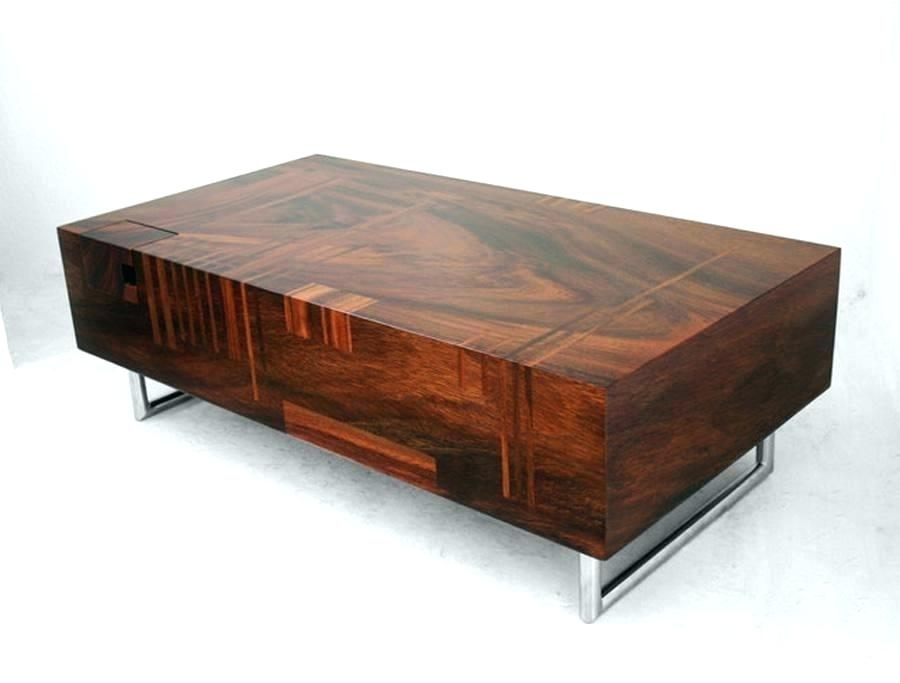 Black Contemporary Coffee Table – Masnoticias (View 16 of 25)