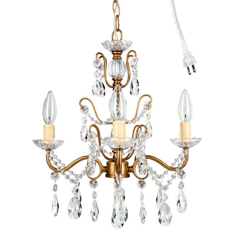 Blanchette 4 Light Candle Style Chandelier With Oriana 4 Light Single Geometric Chandeliers (View 20 of 25)