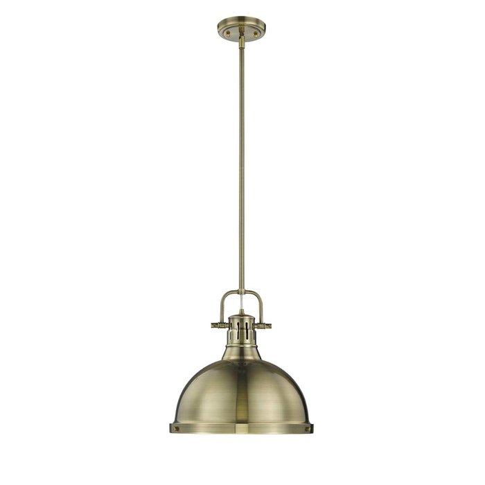 Bodalla 1 Light Dome Pendant Intended For Abernathy 1 Light Dome Pendants (Image 8 of 25)