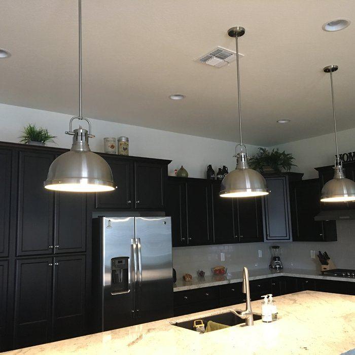 Bodalla 1 Light Dome Pendant   Kitchen Lighting In 2019 Pertaining To Granville 2 Light Single Dome Pendants (View 15 of 25)