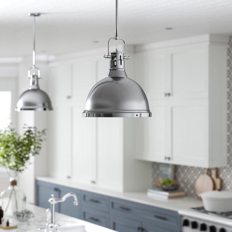 Bodalla 1 Light Single Bell Pendant For 1 Light Single Bell Pendants (Image 6 of 25)