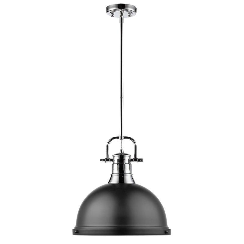 Bodalla 1 Light Single Dome Pendant For Freeda 1 Light Single Dome Pendants (View 22 of 25)