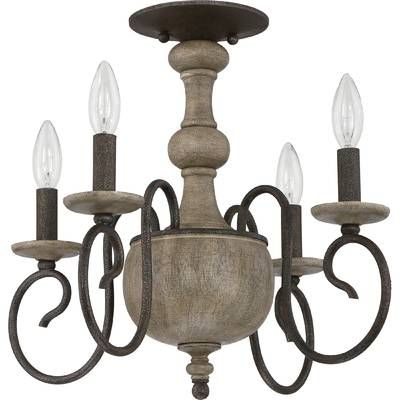 Bouchette Traditional 6 Light Candle Style Chandelier In In Bouchette Traditional 6 Light Candle Style Chandeliers (View 8 of 20)