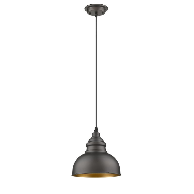 Bouvet 1 Light Single Dome Pendant With 1 Light Single Dome Pendants (Image 6 of 25)