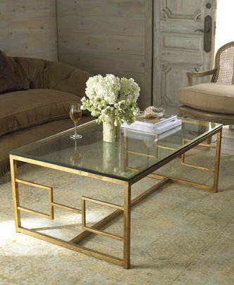 Brass Table | Mod Interior | Ikea Coffee Table, Coffee Table With The Curated Nomad Quatrefoil Goldtone Metal And Glass Coffee Tables (View 19 of 50)