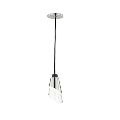 Brayden Studio Gavrilin 1 Light Single Cone Pendant | Wayfair (View 7 of 25)