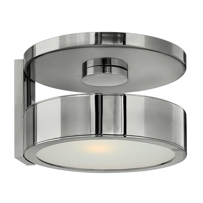 Broadway 1 Light Flush Mount Intended For Wadlington 6 Light Single Cylinder Pendants (Image 2 of 25)