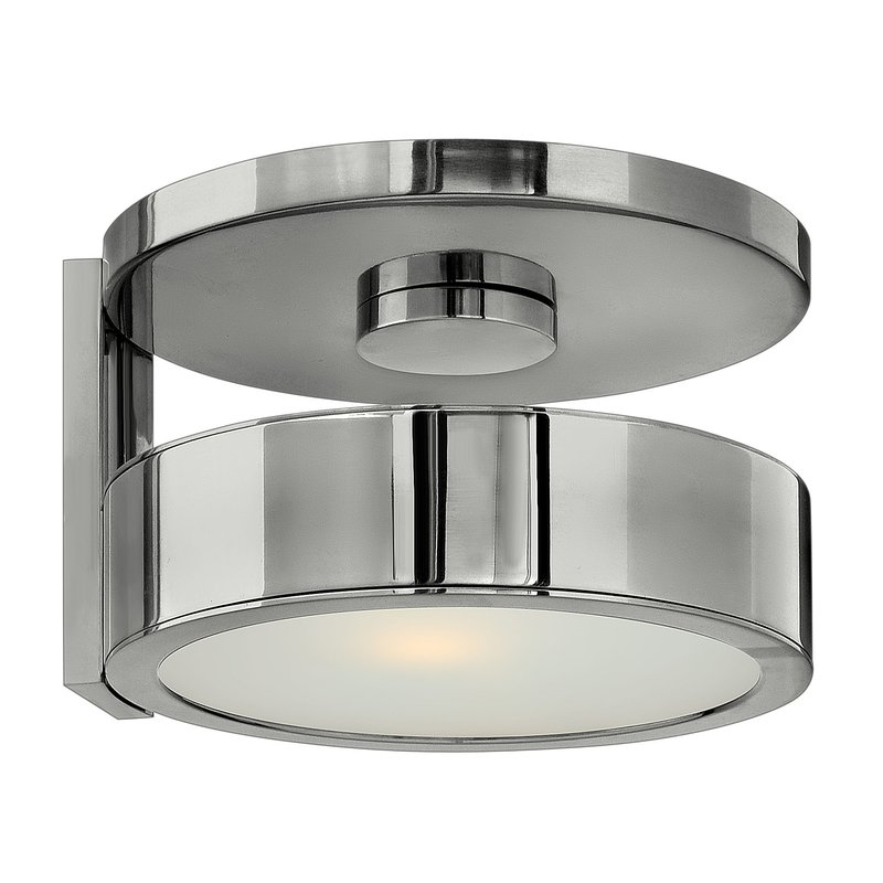 Broadway 1 Light Flush Mount Intended For Wadlington 6 Light Single Cylinder Pendants (View 14 of 25)