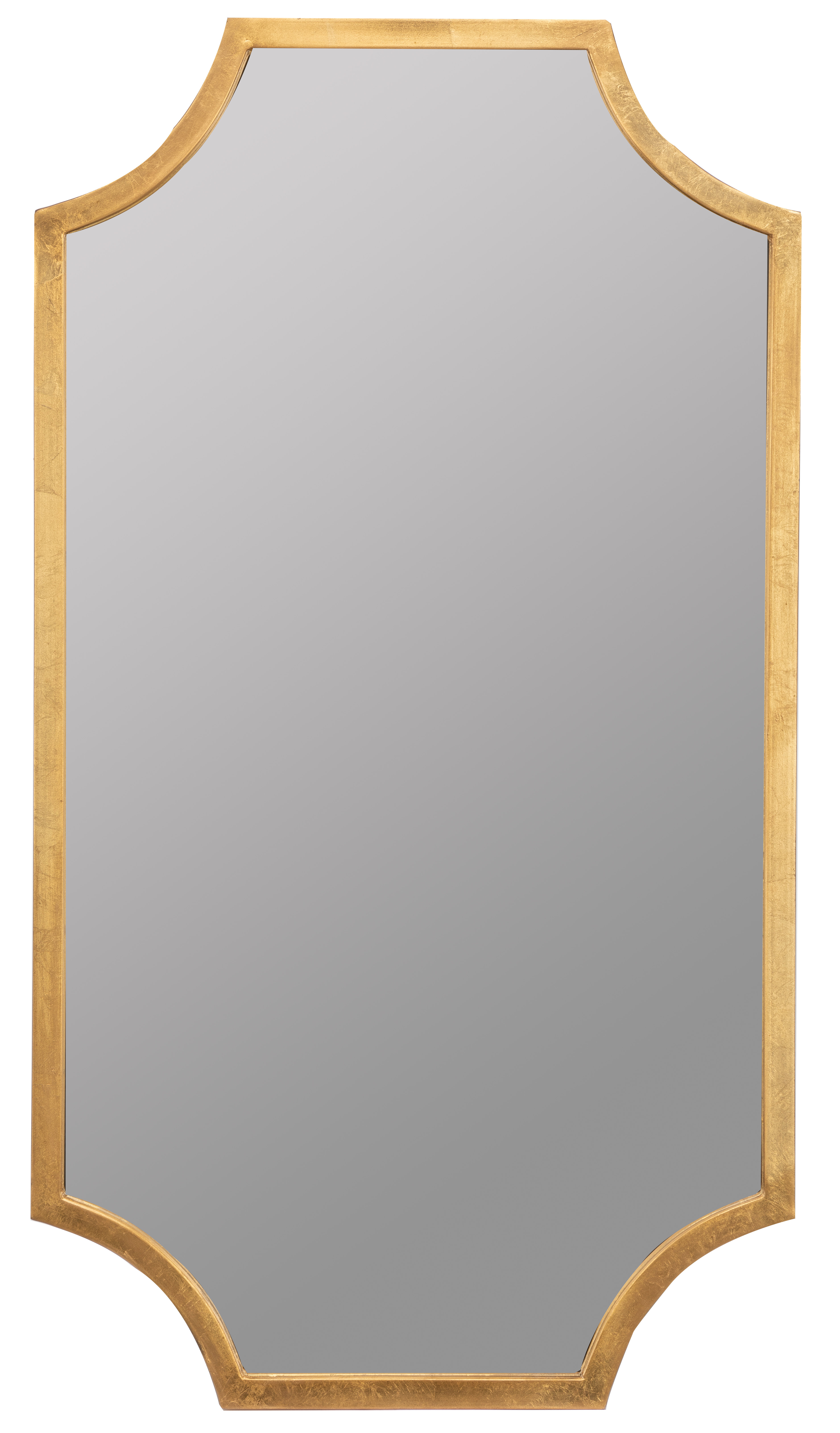 Brought Accent Mirror For Guidinha Modern & Contemporary Accent Mirrors (Image 3 of 20)