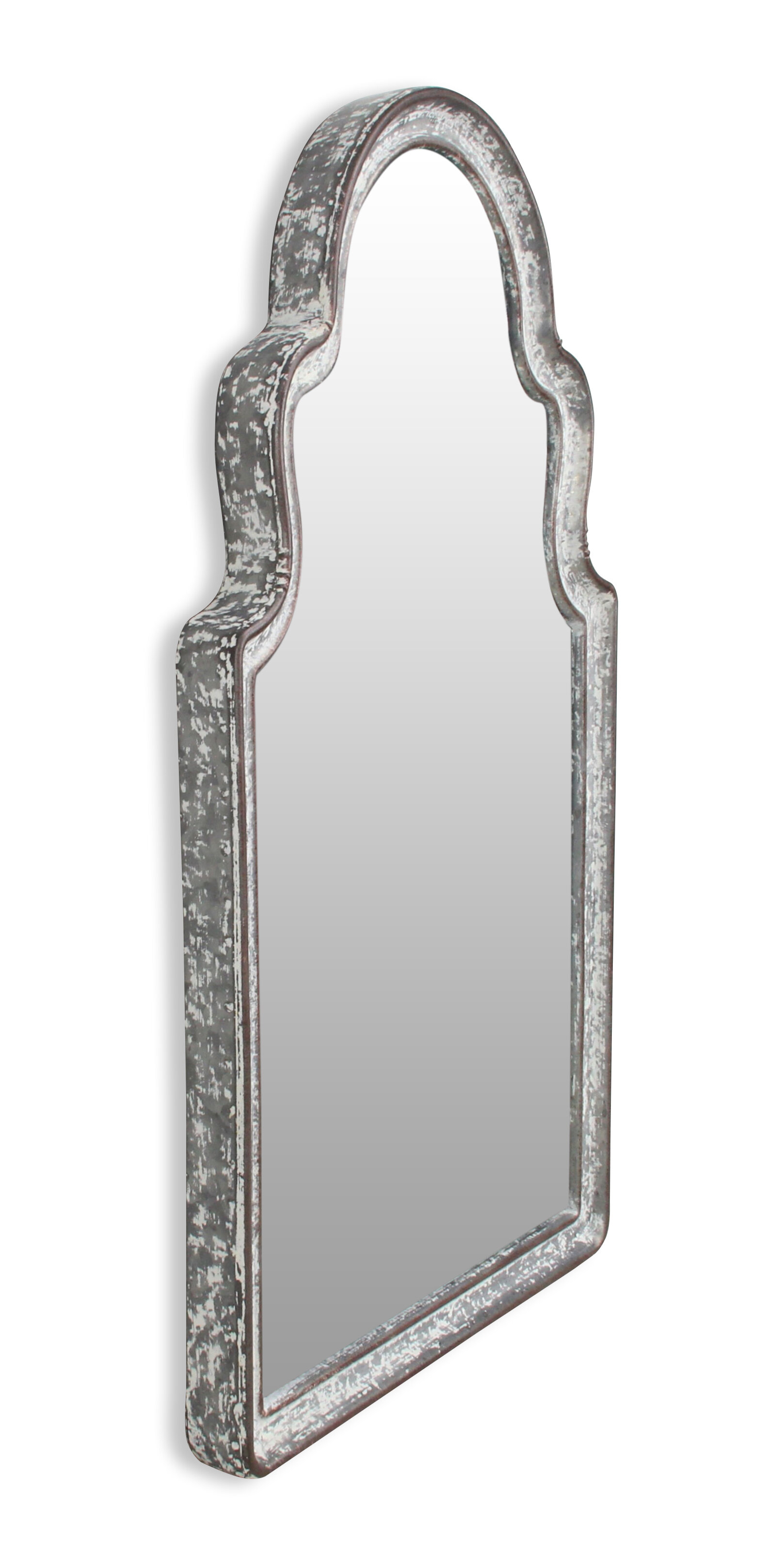 Brysen Industrial Accent Mirror Intended For Morlan Accent Mirrors (View 17 of 20)