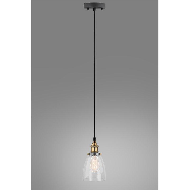 Bundaberg 1 Light Single Bell Pendant Pertaining To Houon 1 Light Cone Bell Pendants (Image 4 of 25)