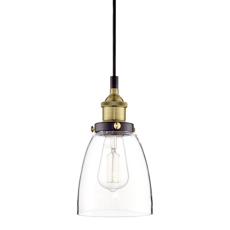 Bundaberg 1 Light Single Bell Pendant Regarding Bundaberg 1 Light Single Bell Pendants (View 3 of 25)