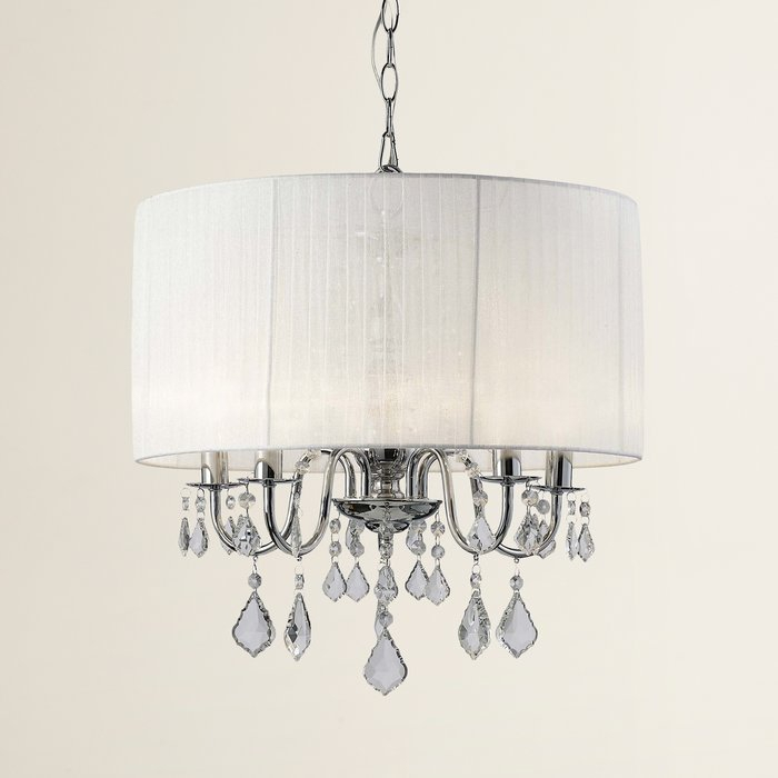 Featured Image of Buster 5 Light Drum Chandeliers