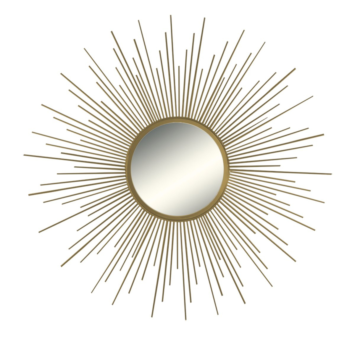 Buy Decorative Wall Mirror Round Shape Kentwood Collection Within Kentwood Round Wall Mirrors (View 13 of 20)