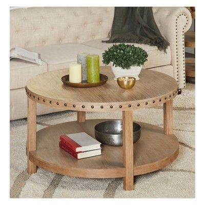 Buylateral Upland Coffee Table Light Washed Oak In 2019 In The Gray Barn Rosings Park Grey Wash Cocktail Tables (View 5 of 25)