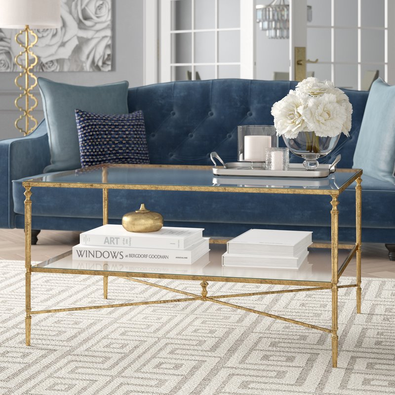 Caila Coffee Table Throughout Simple Living Ethan Cocktail Tables (View 15 of 25)
