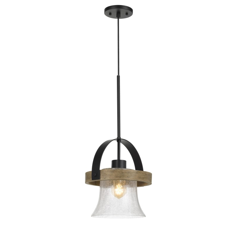"Cal Lighting Fx 3662 1 Bell Single Light 10 1/2"" Wide Within Yarger 1 Light Single Bell Pendants (View 20 of 25)"