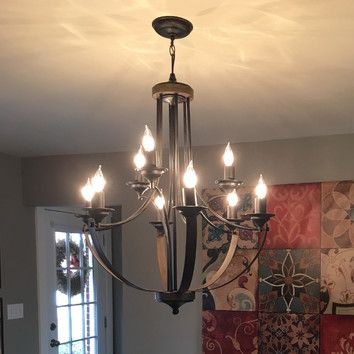 Camilla 9 Light Candle Style Chandelier In 2019 For Camilla 9 Light Candle Style Chandeliers (View 7 of 20)