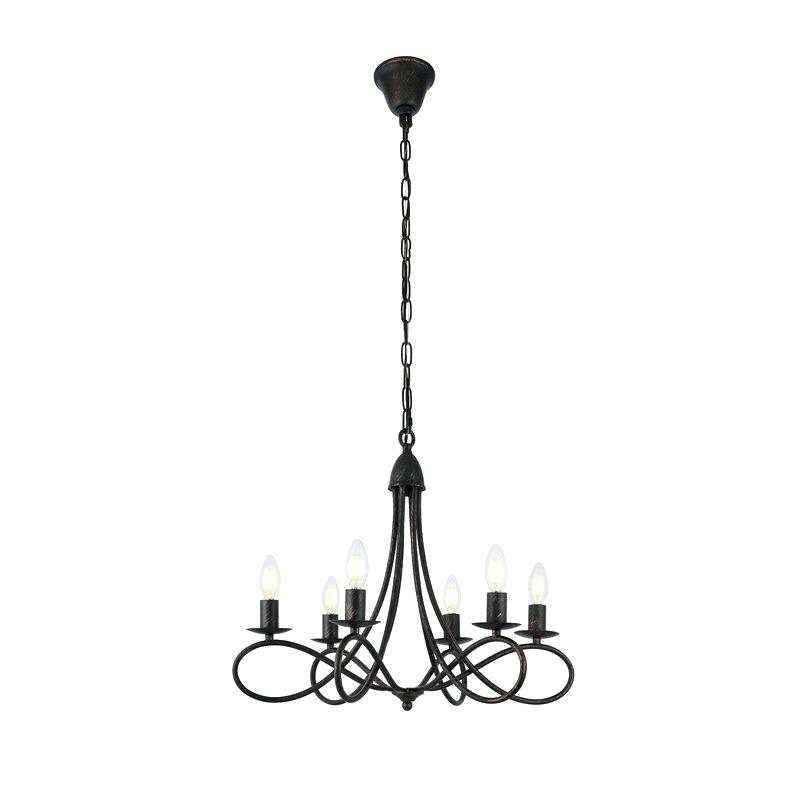 Candle Style Chandelier – Bossmummy For Armande Candle Style Chandeliers (View 19 of 20)