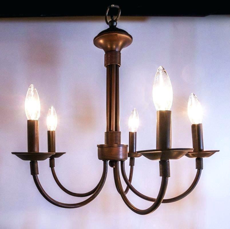 Candle Style Chandelier – Lynettagoodridge (View 16 of 20)