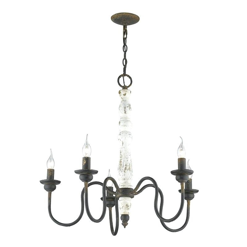 Candle Style Chandelier Pertaining To Armande Candle Style Chandeliers (Image 14 of 20)