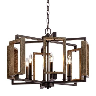 Candle Style – Chandeliers – Lighting – The Home Depot In Aldora 4 Light Candle Style Chandeliers (View 20 of 20)