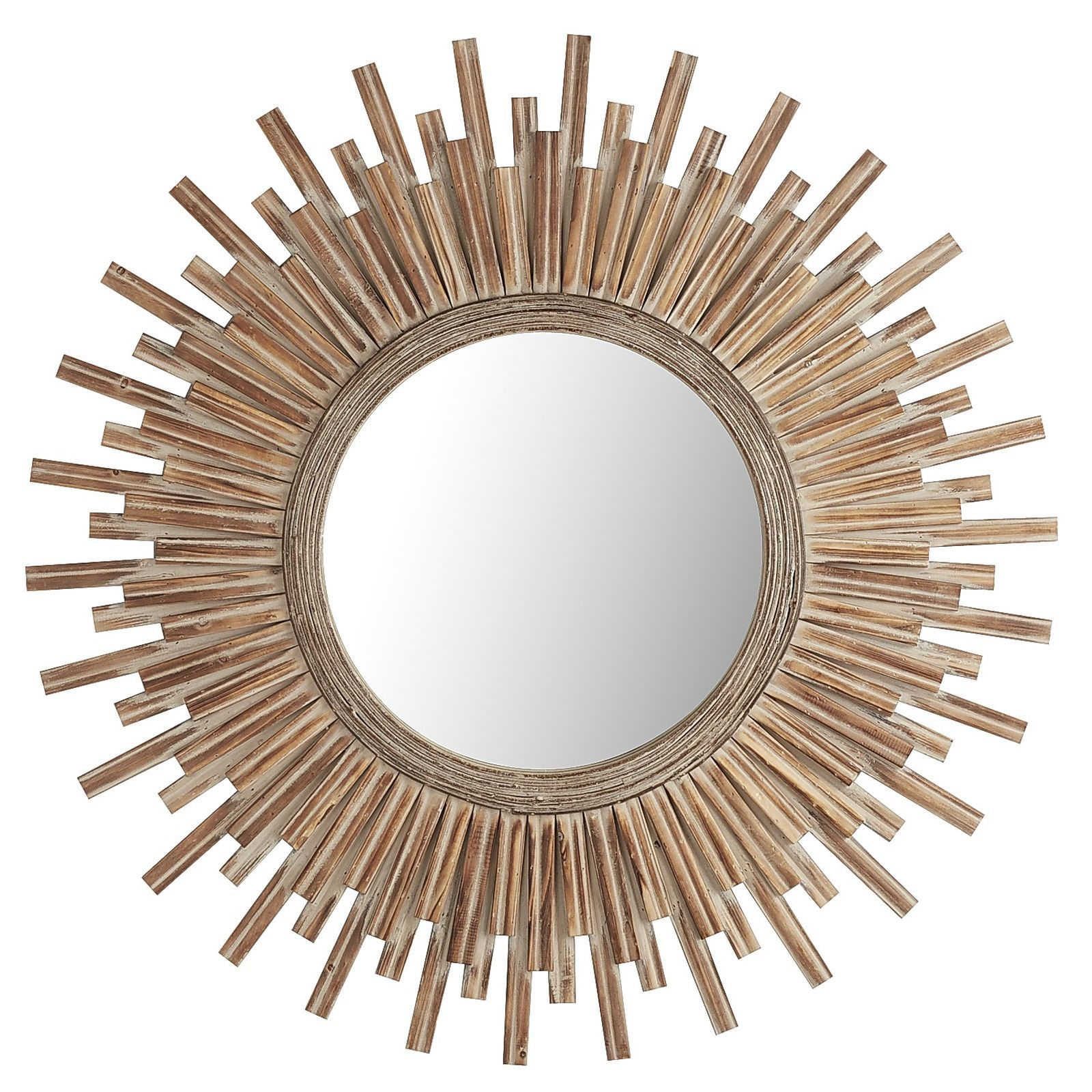 """Canyon 42"""" Round Mirror 