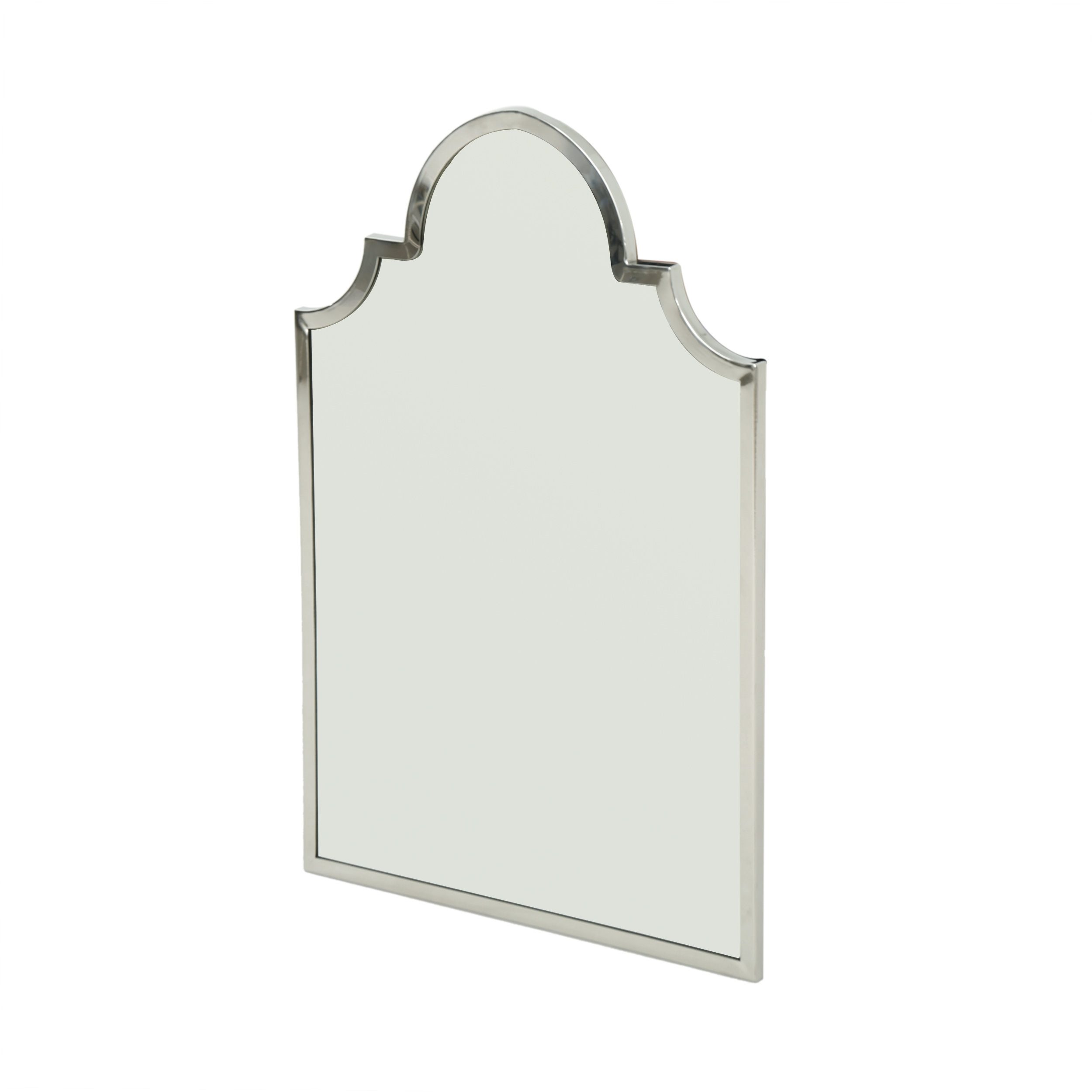 Cassel Accent Mirror Throughout Fifi Contemporary Arch Wall Mirrors (View 8 of 20)