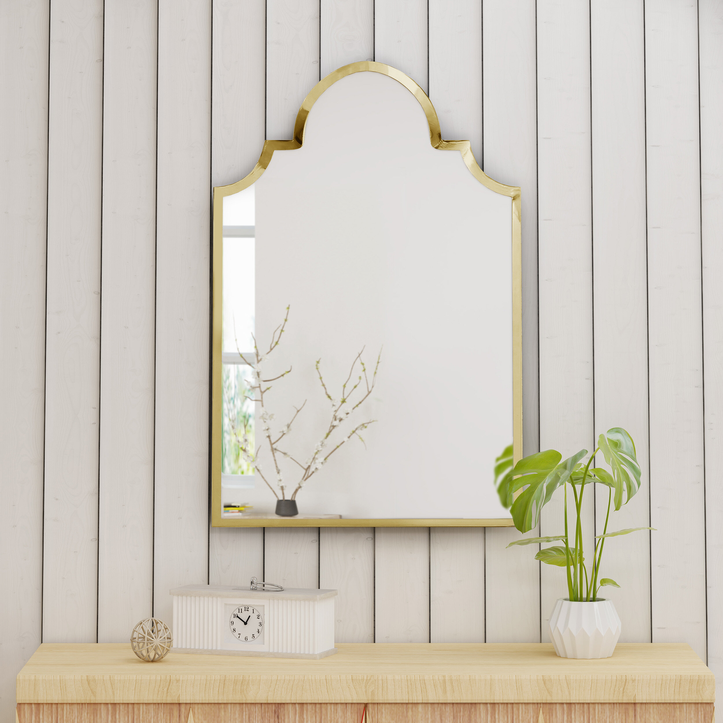 Cassel Modern & Contemporary Accent Mirror Within Guidinha Modern & Contemporary Accent Mirrors (View 19 of 20)