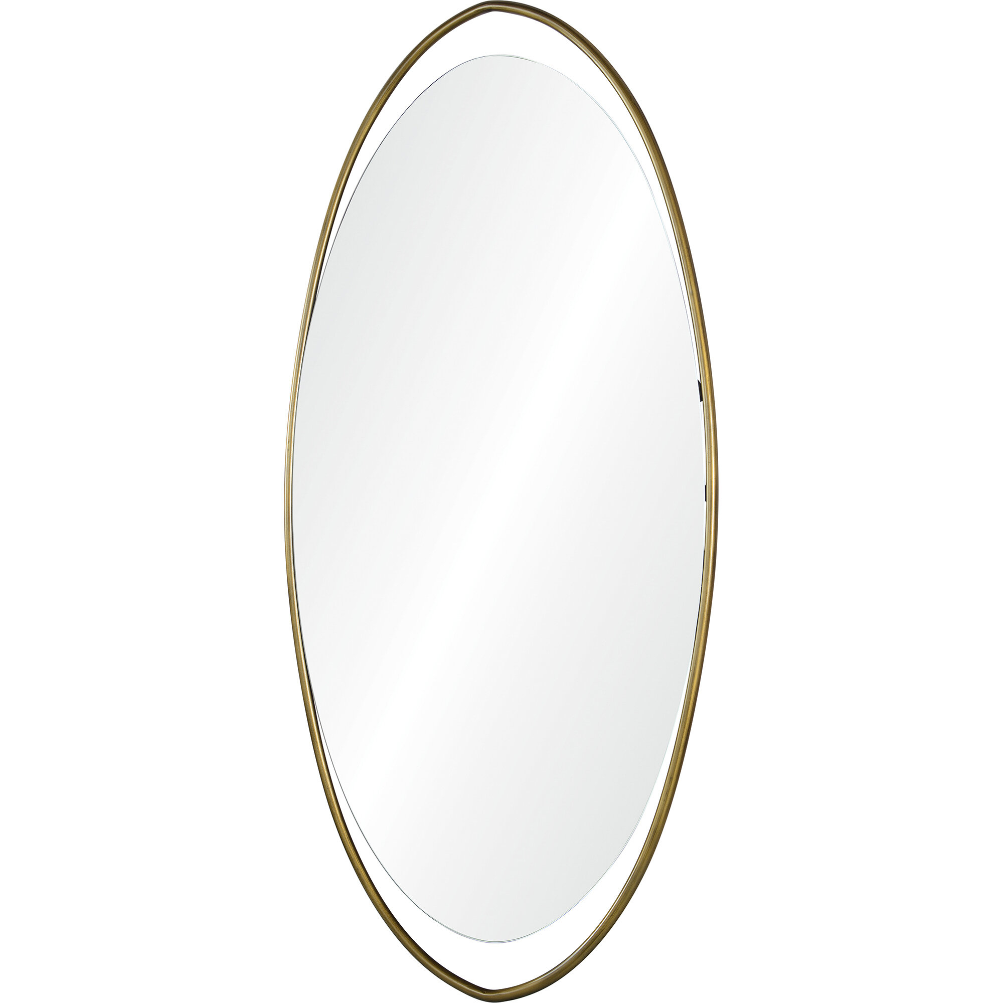 Castellano Modern And Contemporary Accent Mirror Pertaining To Mahanoy Modern And Contemporary Distressed Accent Mirrors (Image 5 of 20)