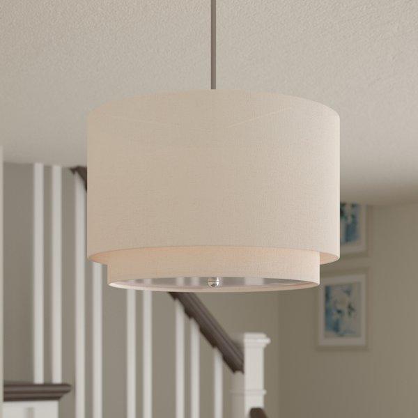 Δ [Check Price] Tallest Cirrus 3 Light Bowl Pendantkalco Within Farrier 3 Light Lantern Drum Pendants (Image 25 of 25)